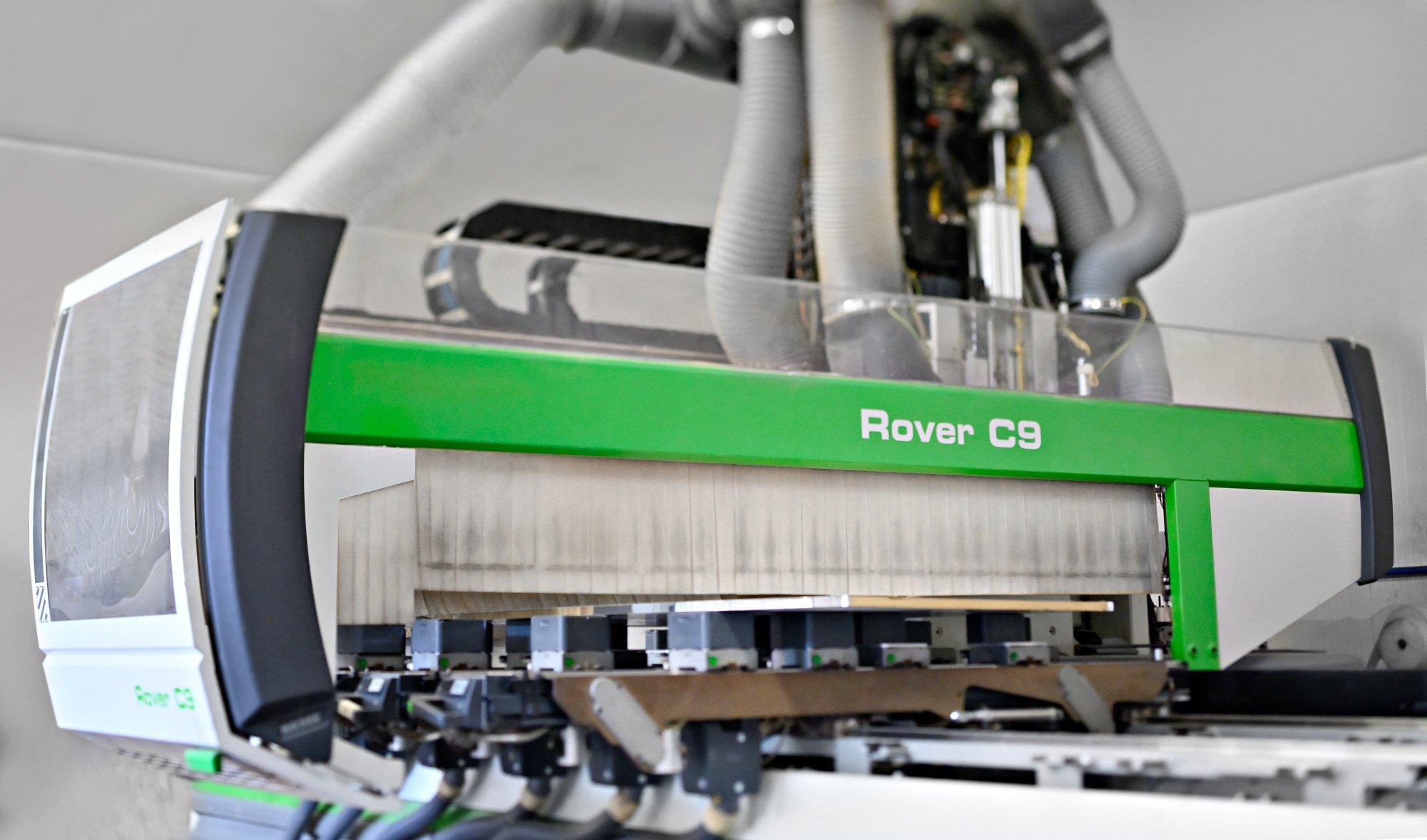 Lavorazione a CNC